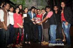 Music launch of film Karle Pyaar Karle