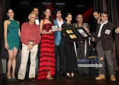 Music launch of Shiv Darshan and Hasleen Kaur film Karle Pyaar Karle