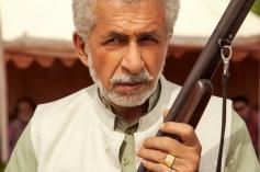 Naseeruddin Shah still from film Dedh Ishqiya