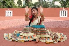 Nazriya Nazim still from film Thirumanam Ennum Nikkah