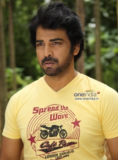 Neeraj Shyam in Kannada Movie Q