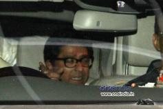 Raj Thackeray during the special screening of Aamir Khan's Dhoom 3