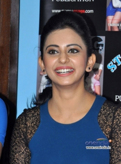 Rakul Preet at the unveiling of The Rising Star Magazine latest issue