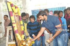 Ravi Prakash at College Kurrallu Movie Launch