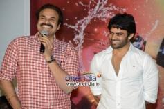 Nagendra Babu talks about Sai Dharam Tej at Rey Teaser Launch