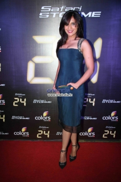 Richa Chadda at Success party of Colors TV show 24