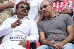 Vijayakanth and Sathyaraj
