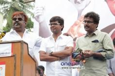 Sagaaptham Movie Launch Pics