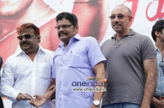 Vijayakanth, KS Ravikumar and Sathyaraj