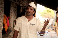Sathish Ninasam in Kannada Movie Dyaavre