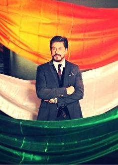 Shahrukh Khan attend the Agenda Aaj Tak program