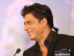 Shahrukh Khan during the NDTV Solution Summit 2013