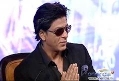 Shahrukh Khan present at NDTV Solution Summit 2013