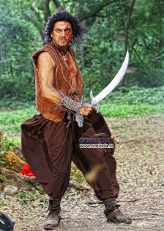 Shivrajkumar in Kannada Film Bajarangi