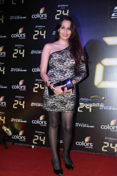 Shweta Pandit at Success party of Colors TV show 24