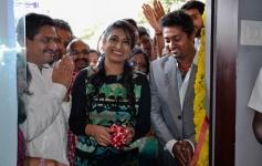 Shwetha Srivatsav at grand opening of PicsL Studio