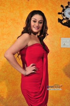 Sonia Agarwal in Amma Nanna Oorelithe Movie