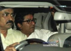 Special screening of Aamir Khan's Dhoom 3 for Raj Thackeray