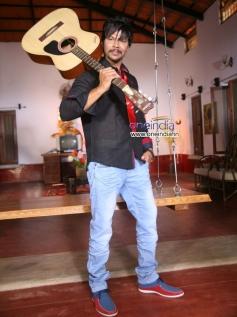 Sunil Raj in Kannada Movie Jaggi