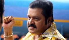 Suresh Gopi in Malayalam Movie The Dolphin Bar