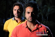 Thilak in Kannada Movie Adhiparasakthi