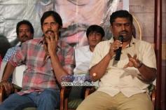 Thriller Manju at Jolly Baru Mattu Poli Geleyaru Film Press Meet