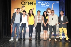 Trailer launch of film One By Two