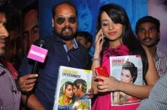 Trisha Krishnan at the Endrendrum Punnagai film success meet