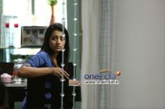 Trisha still from film Endrendrum Punnagai