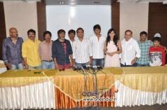 Venkatadri Express Film Team at Success Meet