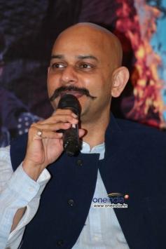 Vijay Krishna Acharya at Dhoom 3 film promotion at Chennai