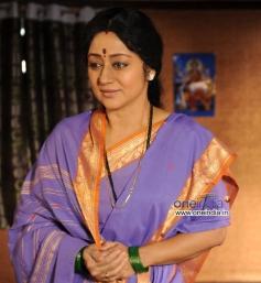 Vinaya Prasad in Kannada Movie Adhiparasakthi
