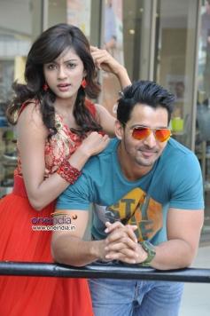 Vithika Sheru and Harshvardhan Rane