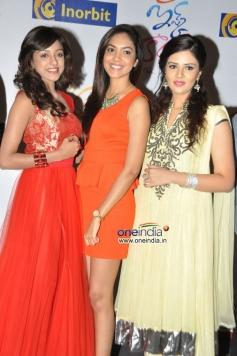 Vithika Sheru, Ritu Varma, Sree Mukhi