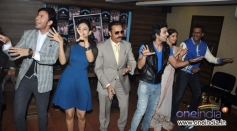 Yaariyan film stars performance at the unveiling of The Rising Star Magazine latest issue