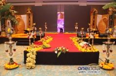 Aaha Kalyanam audio launch stage