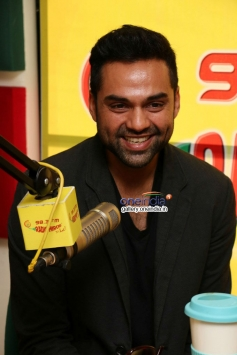 Abhay Deol promote his film One By Two at Radio Mirchi