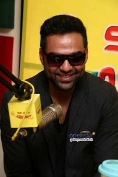 Abhay Deol at Radio Mirchi to promote One By Two film