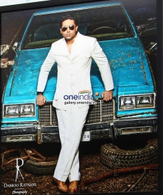 Abhishek Bachchan on Dabboo Ratnani's 2014 Calendar