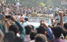 Actor Salman Khan at Republic Day Parade