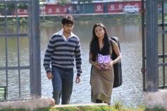 Actor Sartaj , Actress Keerthi New Images