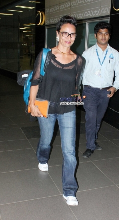 Adhuna Akhtar return from holidays