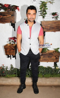 Ajaz Khan during the first look launch of Ya Rab