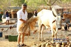 Ajith Kumar still from film Veeram