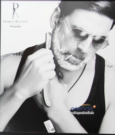 Akshay Kumar on Dabboo Ratnani's 2014 Calendar