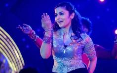 Alia Bhatt performs at Saifai Mahotsav in Etawah district
