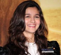Alia Bhatt smiles during the Highway film media interaction