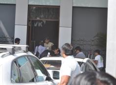 Alia Bhatt snapped at the Mumbai Airport