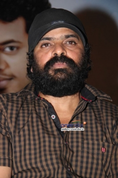 Ameer at the film Sogusu Perunthu audio launch