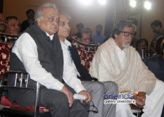 Amitabh Bachchan attends All India Film Employees Confederation event